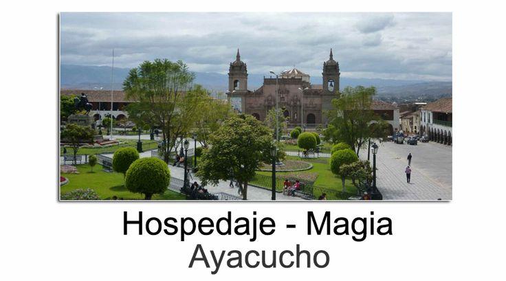 Encuentre ofertas de hoteles en AyacuchoReserve su alojamiento y disfrute de excelentes promociones de hoteles