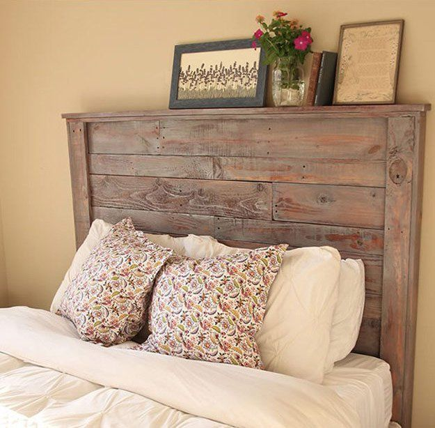Simple Decorating Ideas To Make Your Room Look Amazing: Best 25+ Homemade Headboards Ideas On Pinterest