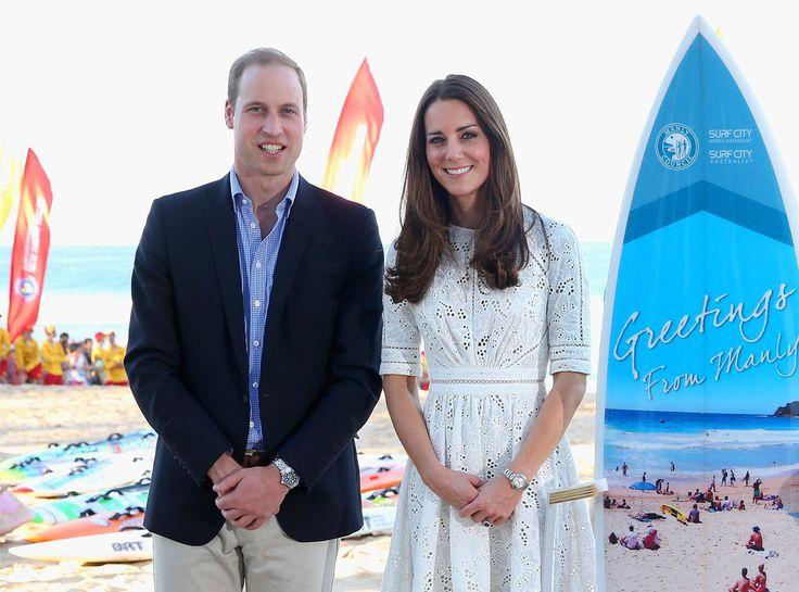 Prince William & Kate Middleton