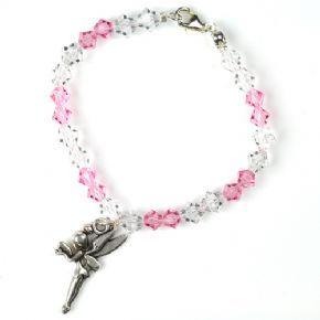 Tinkerbell Swarovski Crystal Bracelet