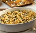 Our classic green bean casserole recipe featuring Campbell's cream of mushroom soup is not just perfect for the holidays, it's easy enough to make any day.