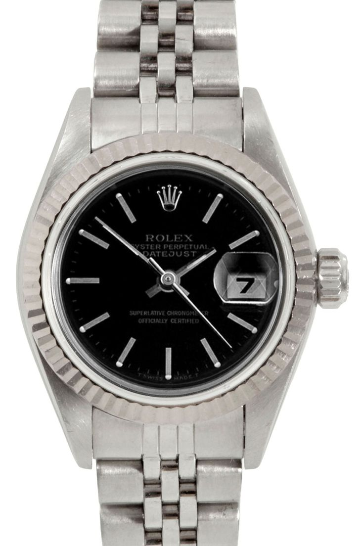 Rolex Women's Stainless Steel Datejust Watch, I want to own a Rolex one day!!!