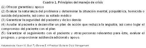 La intervención en crisis es un proceso que busca influir activamente en el funcionamiento psíquico de una persona durante un periodo de de...