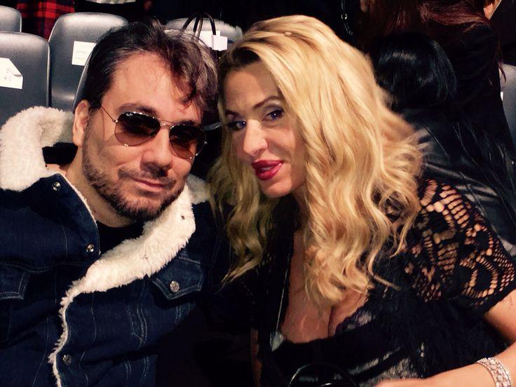 Fabrizio Bartoccioni & Valeria Marini