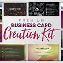 Robust Business Card Creation Kit from Graphicdome - only $9!