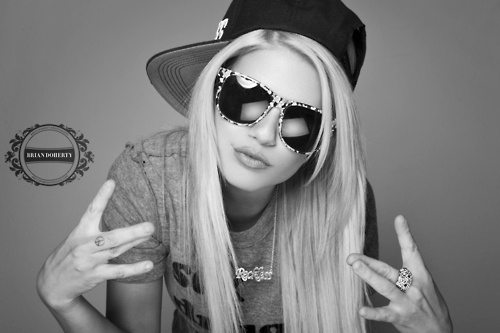 Chanel West Coast...LOVE HER