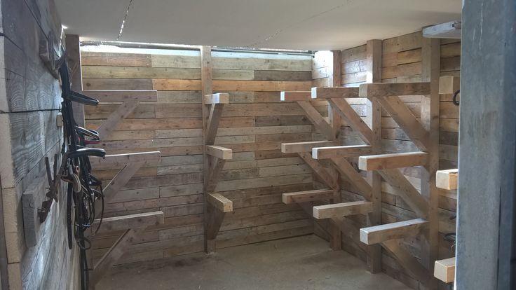 Tack room Wood