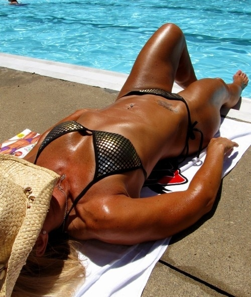 Soft tanned skin (well not this tan lol!) #spaweeksummer ...