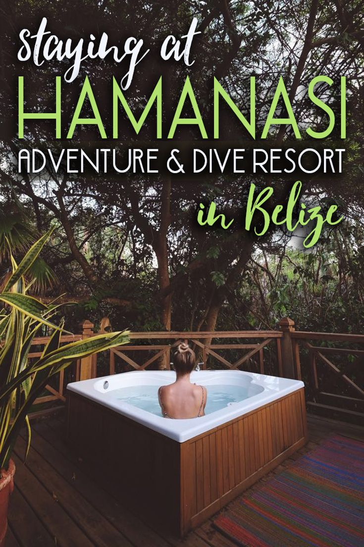 With a flawless beach, world-class diving, and customer service that exceeds your expectations at every turn, Hamanasi is the perfect place for a tropical getaway. Here's my experience staying at the Hamanasi Adventure & Dive Resort in Belize!