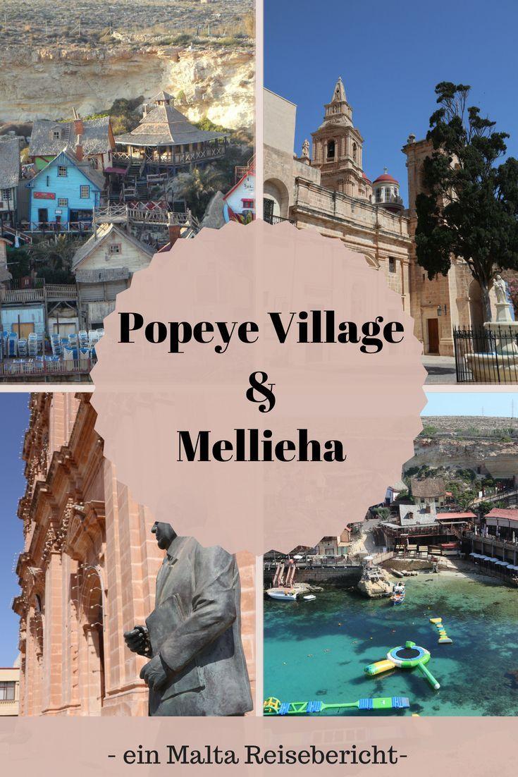 Zu Besuch Im Popeye Village Und In Mellieha Malta Urlaub Reiseziele In Europa Besuchen