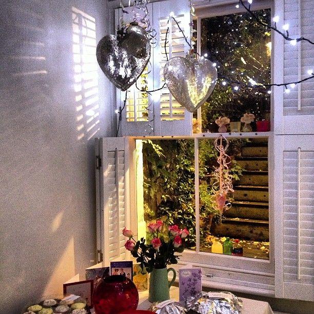 Fairy Lights #Interiors