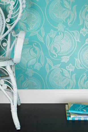 Porters Paint wallpaper collection in Maharani mmmmm...