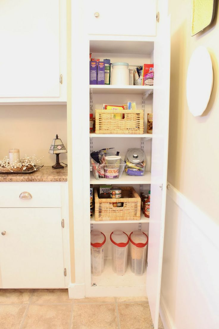 How To Convert A Broom Closet To A Pantry Closet Pantry