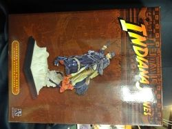 GENTLE GIANT LIMITED EDITION STATUE INDIANA JONES ON HORSE 10656