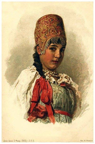 Bobrov Victor A. (1842-1918) Russian watercolorist, academician of painting