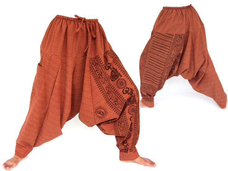 Aladdin broek, harembroek van Siamrose Art & Decor op DaWanda.com