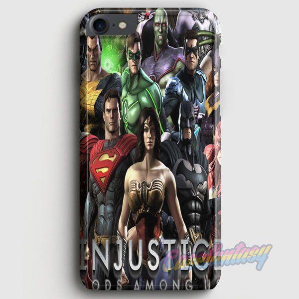 Injustice 2 Game iPhone 7 Case | casefantasy