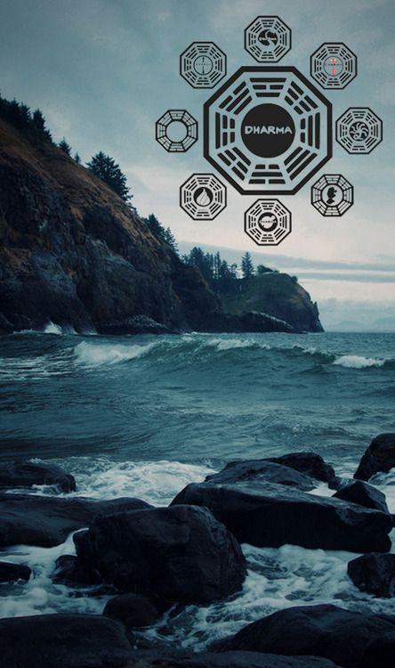 LOST: Dharma Initiative Stations