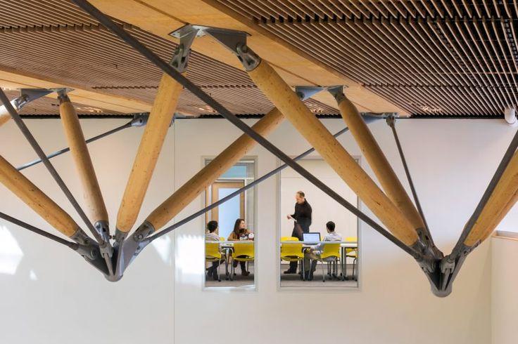 The University of Massachusetts Amherst's design school by Leers Weinzapfel Associates