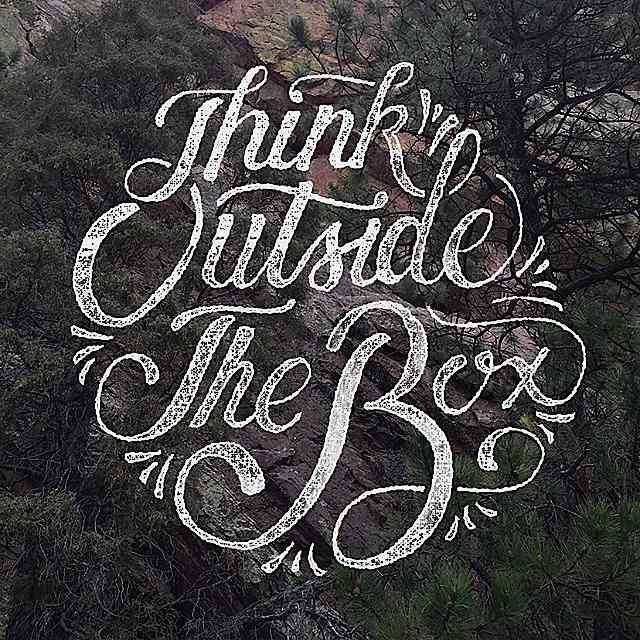 Hand Lettering on Instagram by Nicolas Fredrickson