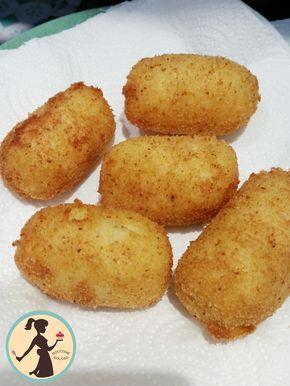 i Crocchè di Patate Napoletani sono una ricetta tramandata da generazioni, si mangiano nell antipasto negli aperitivi ma anche come secondo piatto