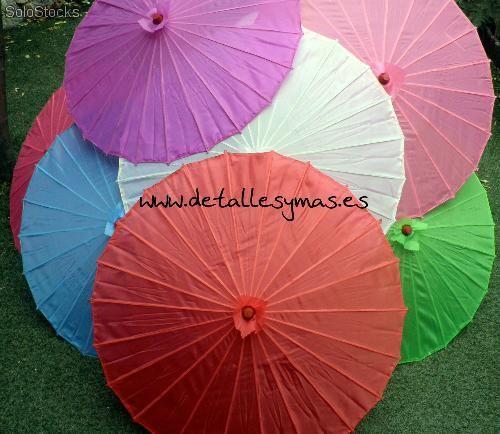 M s de 1000 ideas sobre parasol de boda en pinterest for Tela para sombrillas