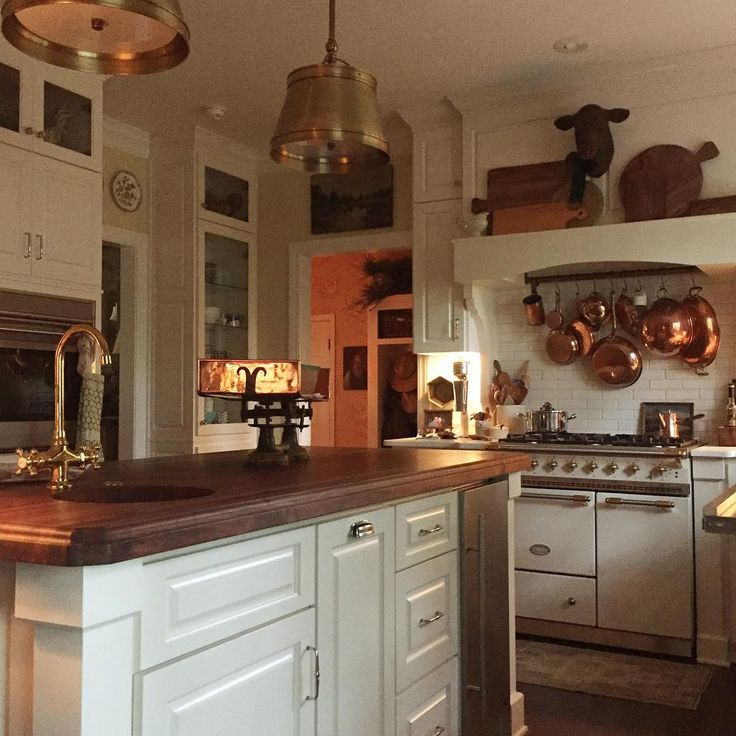 691 Best White Kitchens Images On Pinterest