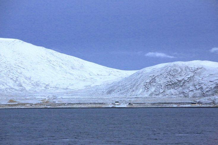Her starter en eventyrlig reise med Hurtigruten