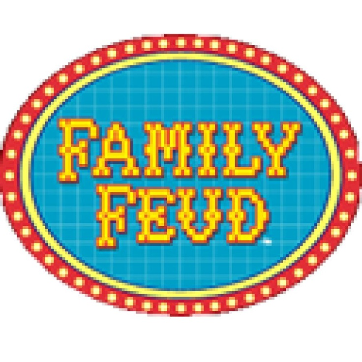 Family Feud, I want to go on this show! Bucket List