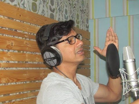 Singer Shaan| Song Recording|Prince Foundation| Film I Am Not A Beggar.