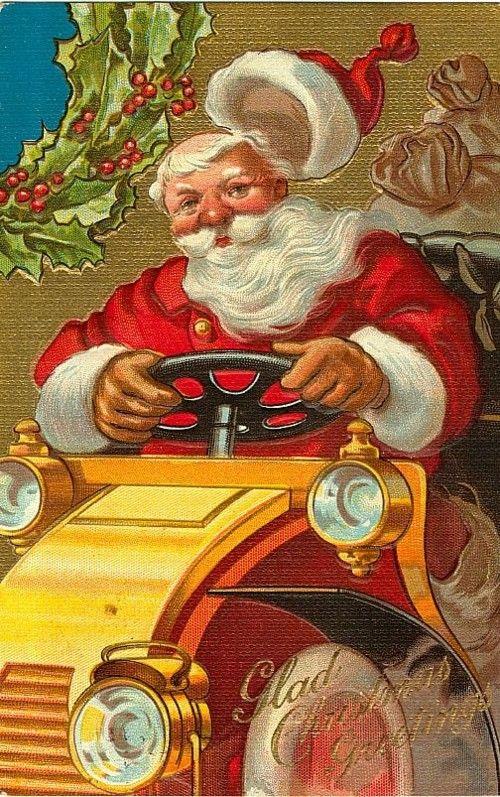 Papais Noéis Vitorianos - Victorian Santa Claus                                                                                                                                                                                 Mais