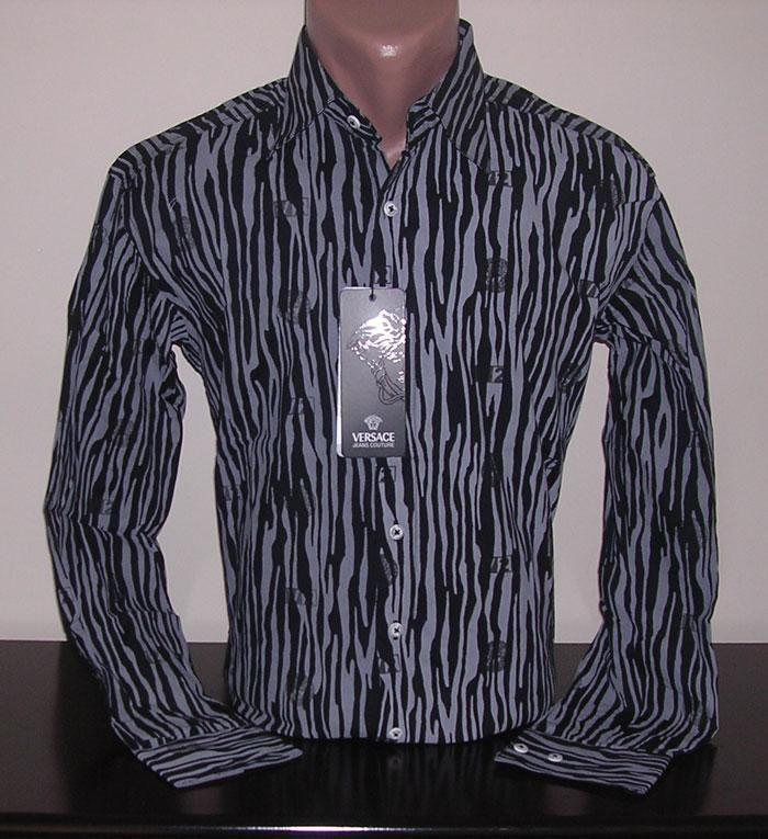 Camisa versace 4