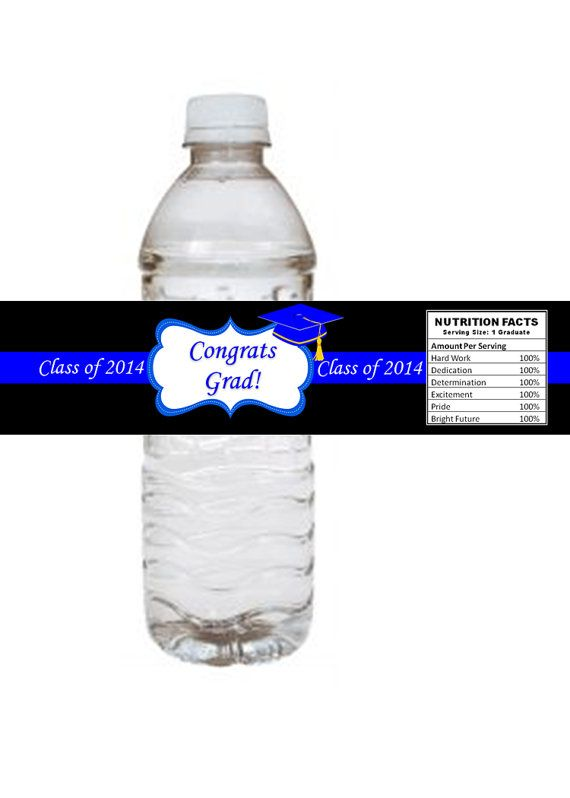 Best Events Images On   Water Bottle Labels