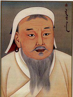 Чингисхан (11671227), китайский рисунок
