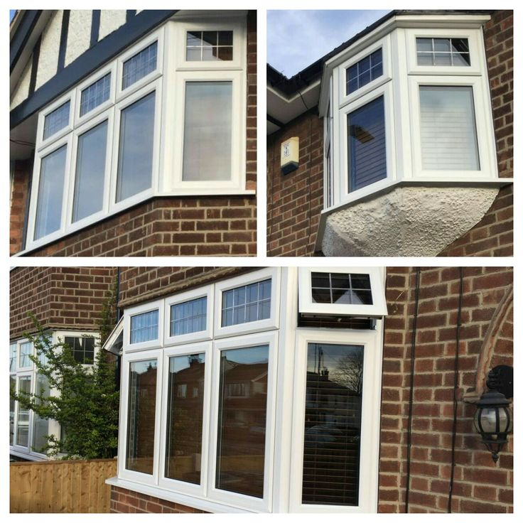 Traditional leaded lights installed in Carlton, Nottinghamshire.  Telephone 01158 660066 http://thenottinghamwindowcompany.co.uk/ #traditional #windows #leaded #lights #TNWC #Carlton #Nottingham #doubleglazing