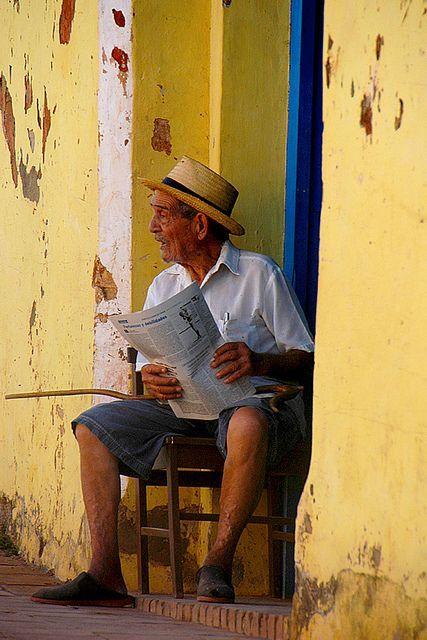 The journal . Trinidad Cuba
