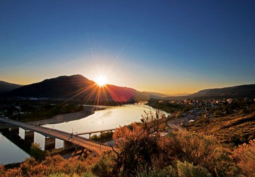 Kamloops British Columbia -- Curated by: Desert City Security Inc.   2277 Turnberry Place, Kamloops, Bc, V1S 1S8   250-828-8778
