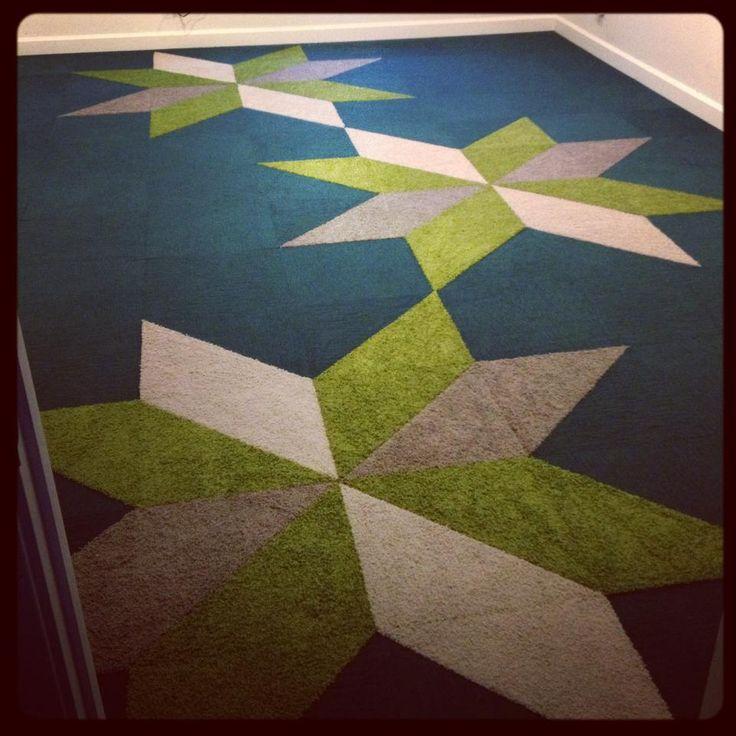 17 Best Images About Carpet Tile Inspiration On Pinterest