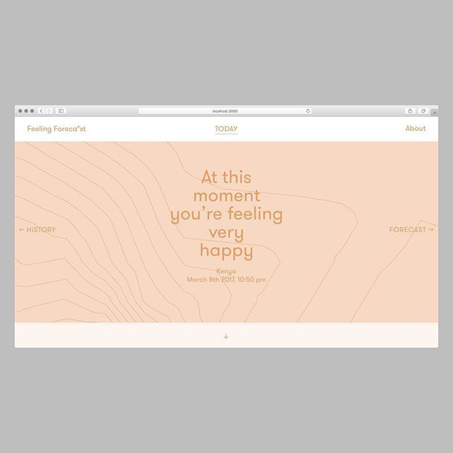 Work in progress: Feeling Foreca°st 2.0 #feelingforecast #moodforecast #mood #graphicdesign #weather #d3js #dataviz #datavisualization #datavisualisatie #infographic #infographics #dataart #map #mapping #subjectivemap #graph #design #graphicdesign #graphics #grafischontwerp #typography #font #typografie #gtwalsheim