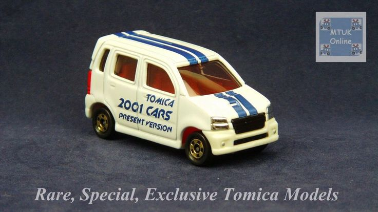 TOMICA 071G SUZUKI WAGON R RR   1/56   30th ANNIVERSARY   REWARD MODEL VOL.1
