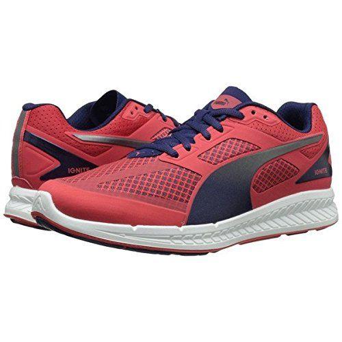 (プーマ) PUMA レディース シューズ・靴 スニーカー Ignite Mesh 並行輸入品  新品【取り寄せ商品のため、お届けまでに2週間前後かかります。】 表示サイズ表はすべて【参考サイズ】です。ご不明点はお問合せ下さい。 カラー:Cayenne/Astral Aura