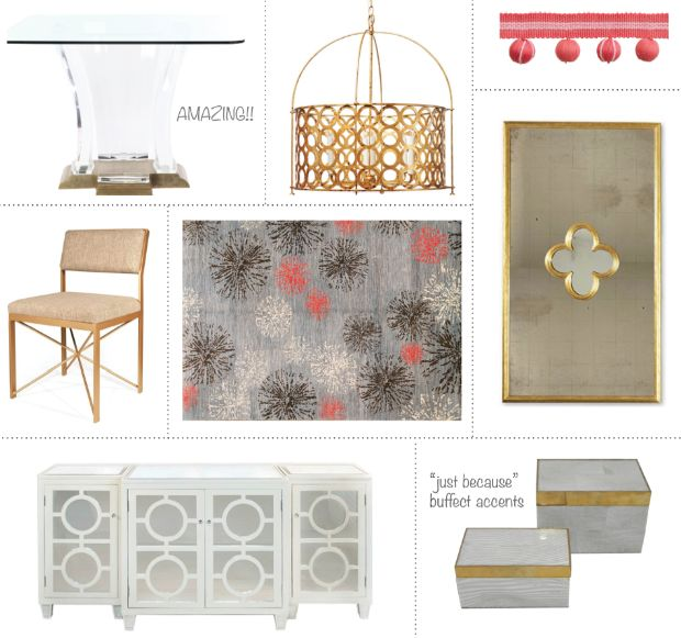 daring diningDining Room, Friedeman Design, Darling Dining, Blair Friedeman, Ideas Colors Boards, Glam Dining, Dare Dining