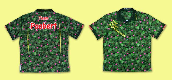 ボーリングシャツ、Poobert