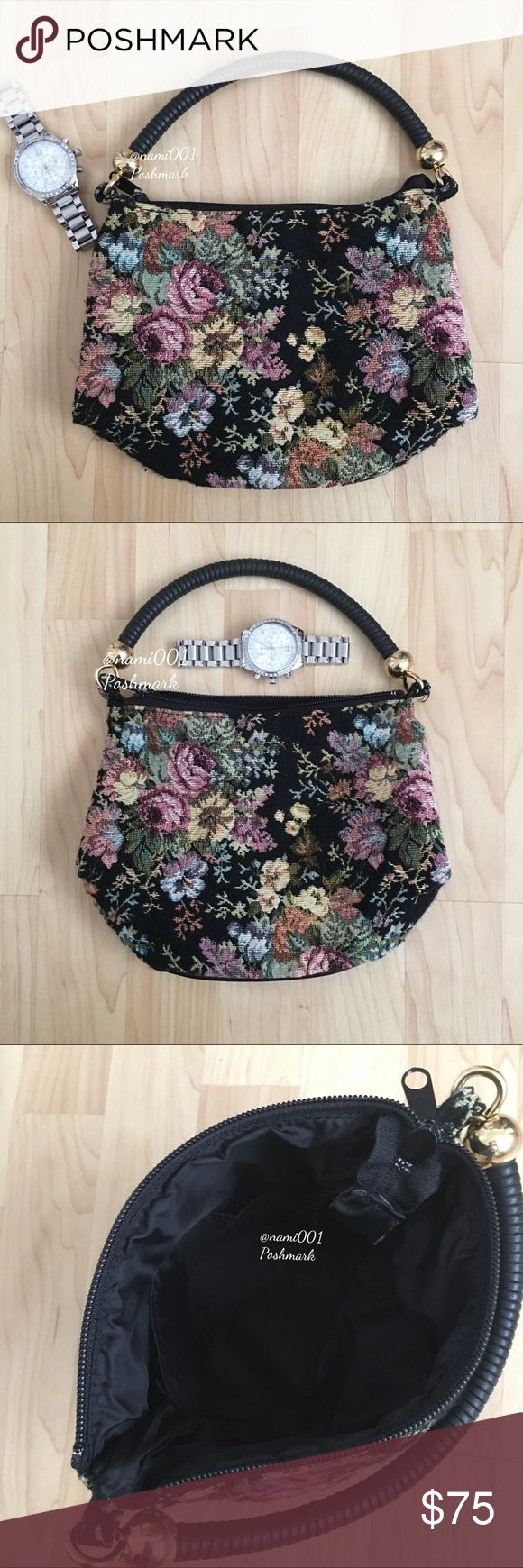Small Floral Bag Purse This adorable small floral bag comes to you straight from…