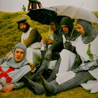 Monty python and the holy grail sex scene