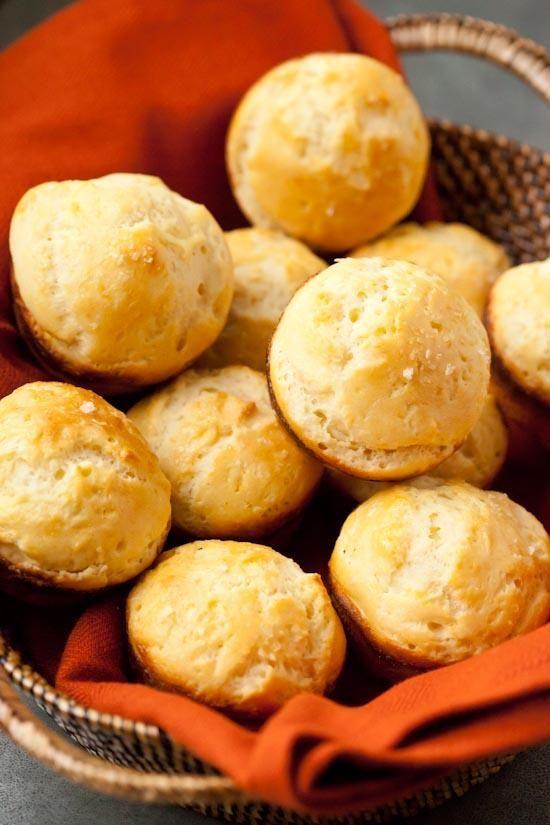 Wheatless Wednesday: Gluten-Free Brioche Dinner Rolls