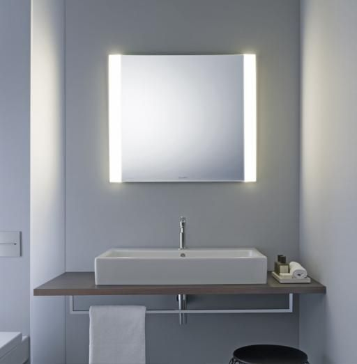 Light And Mirror: Design Bathroom Mirrors | Duravit
