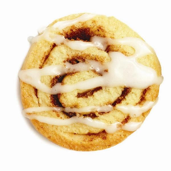 Make perfect, mini-cinnamon rolls with this Cinnamon roll icebox cookie recipe and find dozens more icebox cookie recipes at Chatelaine.com.
