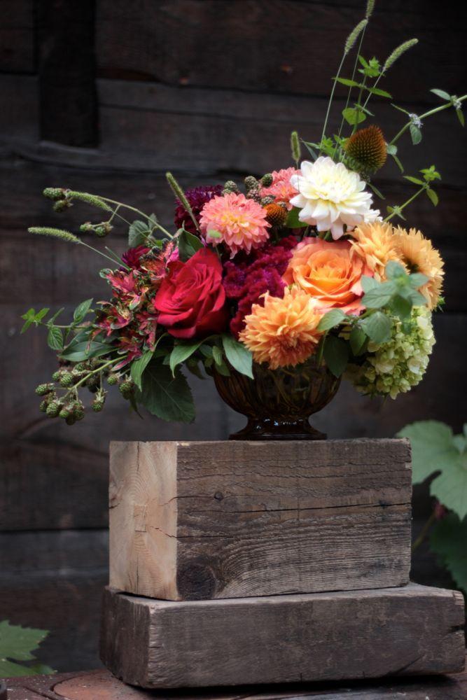 Bouquet vendanges...