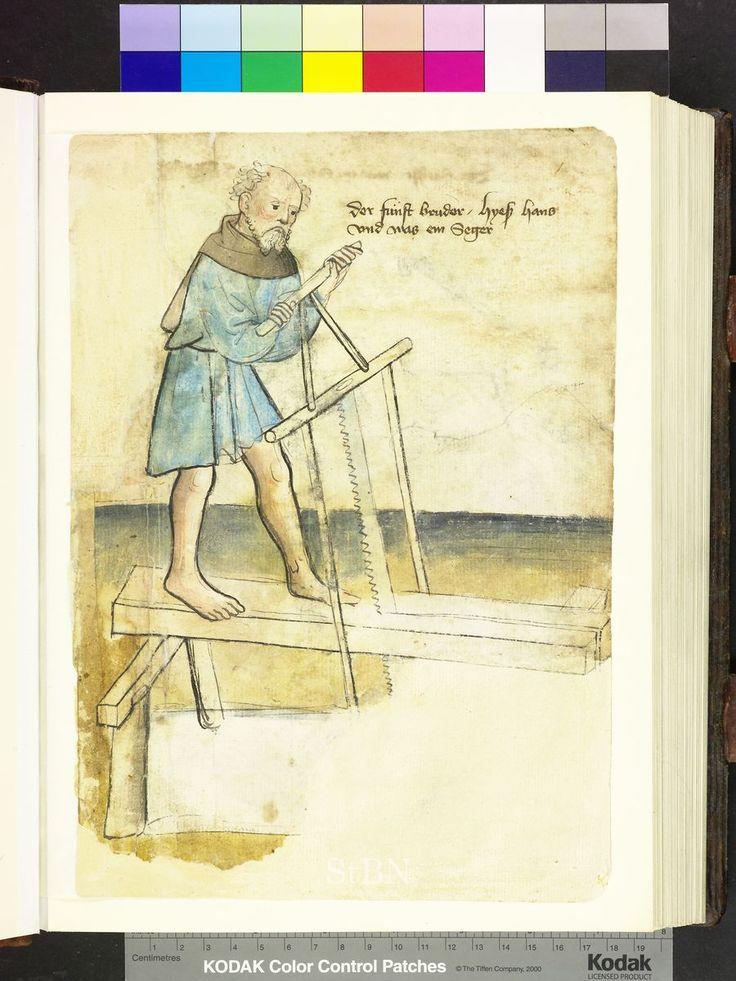 Hanß (Hans), ein Zimmermann, aus Mendelhausbuch, c. 1425